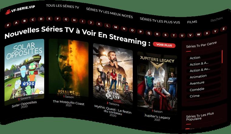 voir serie streaming