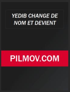 Yedib Streaming change 2021