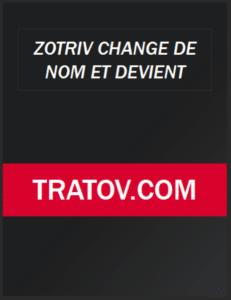 Zotriv a changé son nom en Tratov 2021
